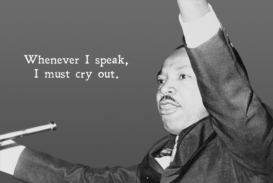 Whenever I Speak